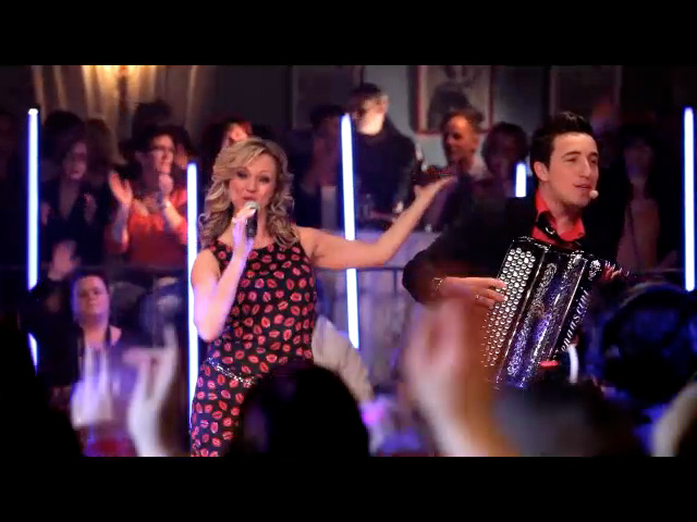 Laura & Matthias  - Kusjesdans