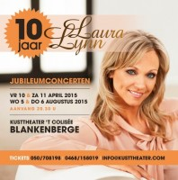 Laura Lynn - Flyer 10 jaar